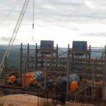 Construção Estrutura metálica Prédios Industriais e Torres de Processo – Anglo American