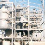 Construção Estrutura metálica Prédio Industrial