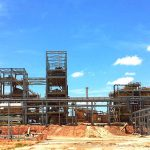 Construção Estrutura metálica Prédios Industriais e Torres de Processo – MBAC