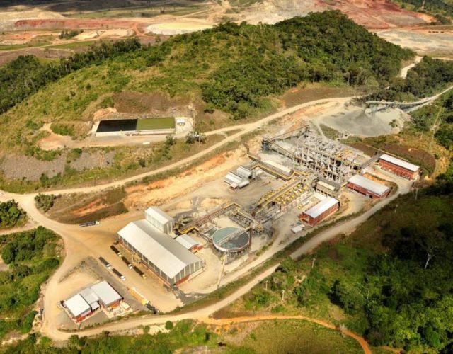 Construção Estrutura metálica Prédios Industriais - Mirabela Mineração