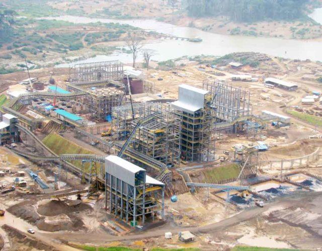 Construção Estrutura metálica Prédios Industriais - MMX