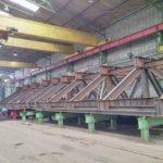 Construção Estrutura metálica