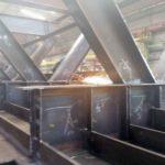 Construção Estrutura metálica Convés de Plataforma Marítima de Perfuração – Drill Floor – Petrobras