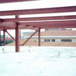 Construção Estrutura metálica Comerciais e Institucionais