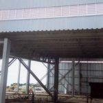Construção Estrutura metálica Prédios Industriais e Pipe Racks – REPLAN Petrobras