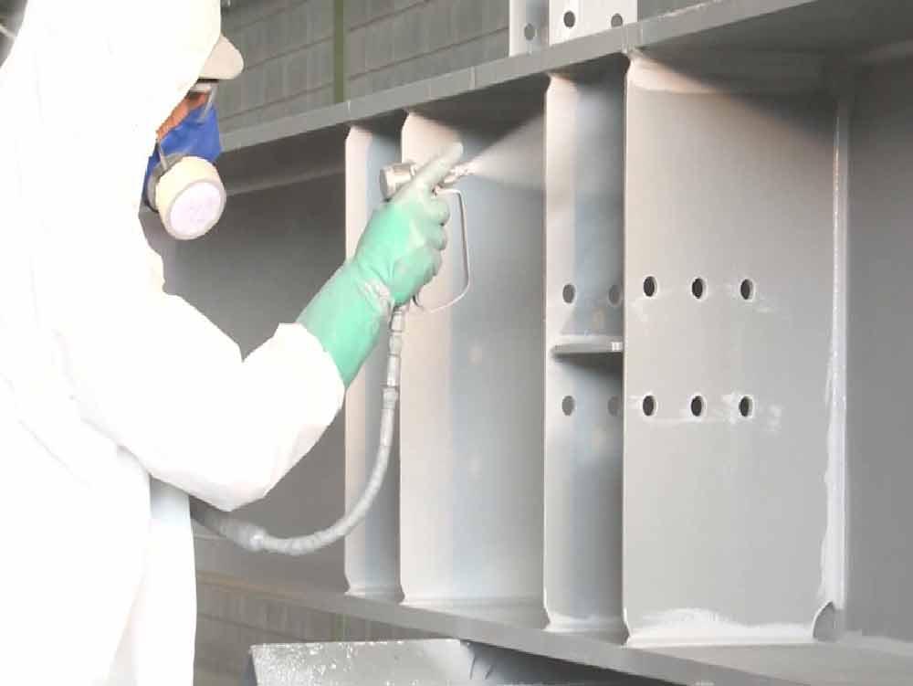 Construção Estrutura metálica pintura qualidade