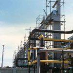 Construção Estrutura metálica  Petróleo, Papel e Celulose Estruturas Coque – REPLAN – Petrobrás