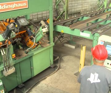 Construção Estrutura metálica Anglemaster – Cantoneiras 1