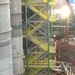 Construção Estrutura metálica Petróleo, Papel e Celulose Pipe Racks e Prédios Industriais – Klabin